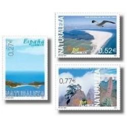 Sellos de España 2004. Naturaleza (Edif.4122/24)**