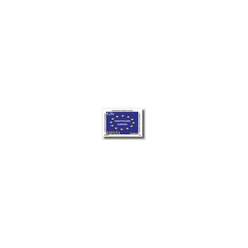 Sellos de España 2005. Constitución Europea (Edif.4141)**