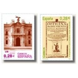 Sellos de España 2005. Centenarios (Edif.4152-53)**