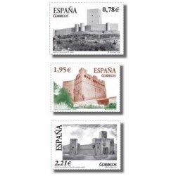 Sellos de España 2005. Castillos (Edif.4170/2)**