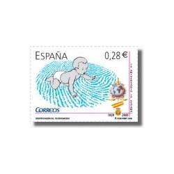 Sellos de España 2005. Identificación del Recién Nacido (Edif.4173)**