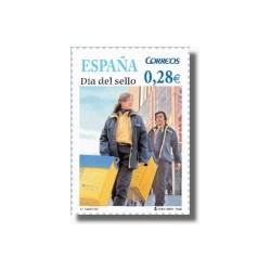 Sellos de España 2005. Día del Sello (Edif.4174)**