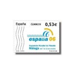 Sellos de España 2005. Exposición Mundial de Filatelia España 2006 (Edif. 4