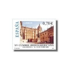 Sellos de España 2005. XV Cumbre Iberoamericana - Salamanca 2005 (Edif. 418