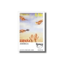 Sellos de España 2005. América UPAEP - Contra la Pobreza (Edif. 4189)**