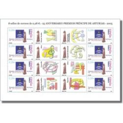 Sellos de España 2005. Premios Príncipe de Asturias (Edif. 4192)**