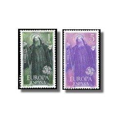1965 España. Europa - CEPT. (Edif. 1675/76) **