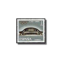1965 España. Comité Olímpico Internacional. (Edif. 1677) **
