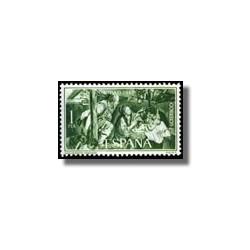 1965 España. Navidad. (Edif. 1692) **
