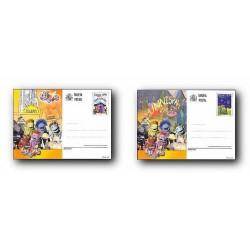 2005 España. Enteros Postales - Los Lunnis (Edif.171/172)**