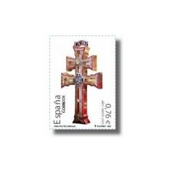 Sellos de España 2003. Santísima y Vera Cruz de Caravaca (Edifil 4013)**