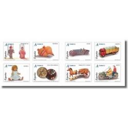 2006 España. Juguetes (Carné autoadhesivo) (Edif. 4199/06)**