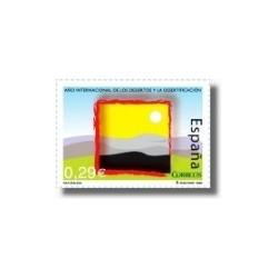 2006 España. Año Internacional de la Desertización (Edif. 4222)**