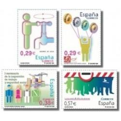2006 España. Valores Cívicos (Edif. 4225/8)**