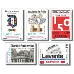2006 España. Diarios Centenarios (Edif. 4229/33)**