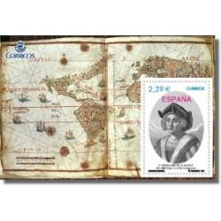 2006 España. V Cent. de la Muerte de Cristóbal Colón (Edif. 4234)**