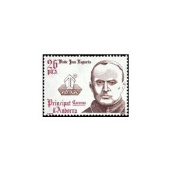 1983 Sellos Andorra Española. Copríncipes (Edif. 175)**