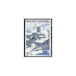 1985 Sellos Andorra Española. Turismo (Edif. 188)**
