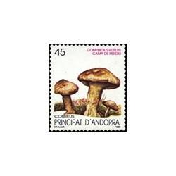 1990 Sellos Andorra Española. Naturaleza (Edif. 220)**