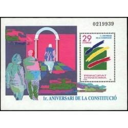 1994 Andorra Española. Aniversario de la Constitución (Edif. 241)**