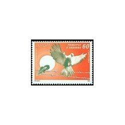 1995 Andorra Española. Europa (Edif. 248)**
