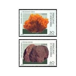 1996 Andorra Española. Naturaleza (Edif. 251/2)**
