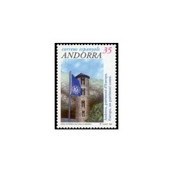 1999 Andorra Española. Patrimonio de Europa (Edif. 275)**
