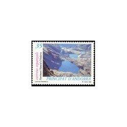2000 Andorra Española. Patrimonio Natural de Andorra (Edif. 277)**