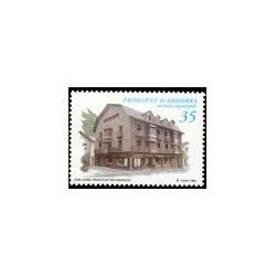 2000 Andorra Española. Patrimonio Arquitectónico (Edif. 278)**