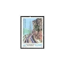 2001 Andorra Española. Patrimonio Natural (Edif. 284)**