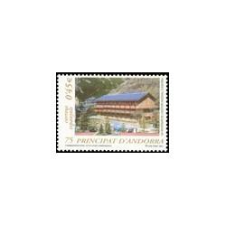 2001 Andorra Española. 10º Aniv del Auditorio Nacional (Edif. 288)**