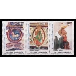 2002 Andorra Española. Patrimonio Artístico. (Edif. 301/3)**