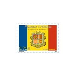 2003 Andorra Española. 10º Aniv. de la Constitución. (Edif. 305)**