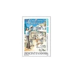 2003 Andorra Española. Europa - El Arte del Cartel. (Edif. 306)**