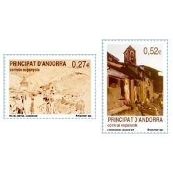 2004 Andorra Española. Patrimonio Artístico Nacional. (Edif. 315/16)**