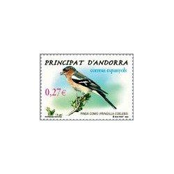 2004 Andorra Española. Patrimonio Natural. (Edif. 318)**