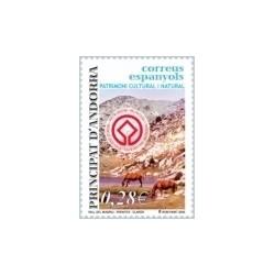 2005 Andorra Española. Patrimonio Natural. (Edif. 327)**