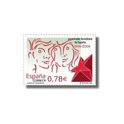 2006 España. Cent. de las Juventudes Socialistas (Edif. 4240)**