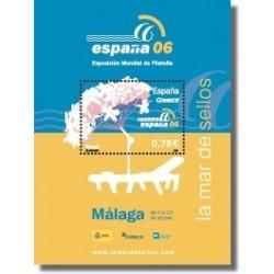 2006 España. Exposición Mundial de Filatelia España 2006 (Edif. 4241)**