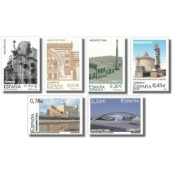 2006 España. Arquitectura (Edif. 4243/48)**