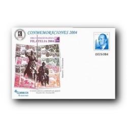 2004 España. Sobres Exposición Filatélica (Edif. 96)**