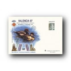 1997 España. Sobre VALENCIA '97 (Edif. 40)**