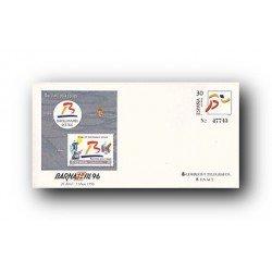 1996 España. Sobre BARNAFIL '96 (Edif. 32)**