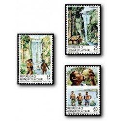 1989 Guinea Ecuat. Turismo (Edif.112/4)**
