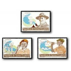 1990 Guinea Ecuat. Boy Scouts (Edif.120/2)**