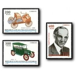 1993 Guinea Ecuat. Homenaje a Henry Ford (Edif.171/3)**