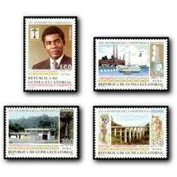 1993 Guinea Ecuat. XXV Aniv. de la Independencia (Edif.174/7)**