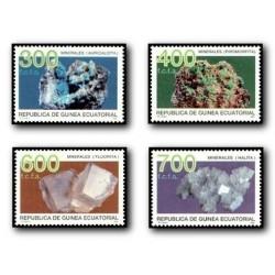 1994 Guinea Ecuat. Minerales (Edif.178/81)**