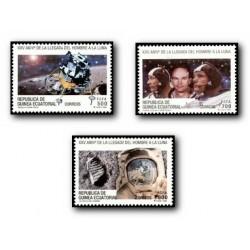 1994 Guinea Ecuat. XXV Aniv. de la Llegada del Hombre a la Luna (Edif.189/1