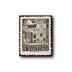 Barcelona 1943. Casa Padellás. Edif.46 **